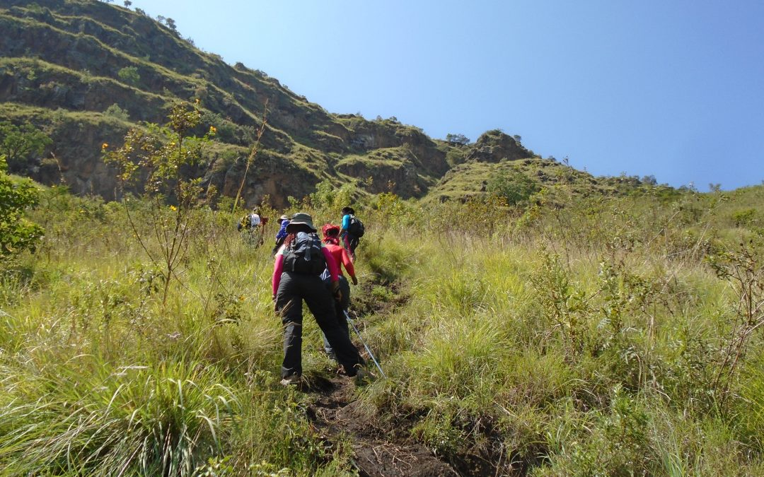 Menengai Crater Nakuru: 1 Day Hiking